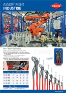 Knipex Brochure Industrie