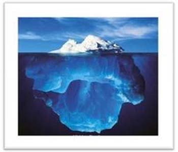 Top of the Iceberg