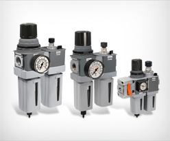 Pneumatics & vacuum process